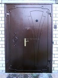 Особенности выбора стальных дверей