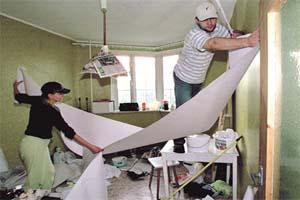 Если в доме ремонт