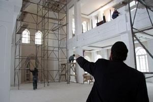 Тщательный подход к ремонту зданий