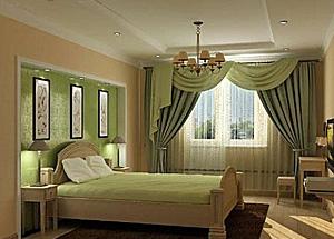 дизайн спальни в вашей квартире