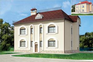 Ремонт фасада - залог здоровья дома