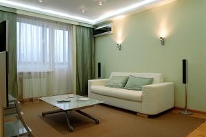 Особенности выбора натяжного потолка в зависимости от интерьера комнат