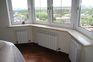 Реконструкция лоджии в жилую комнату