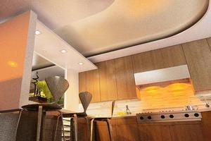 Монтируем правильно натяжной потолок