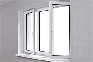 Правила установки окна из пластика