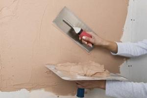 Выравнивание неровных стен