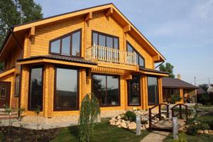 Дома из дерева - залог комфорта и качества