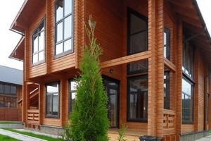 Деревянный дом - мечта каждого