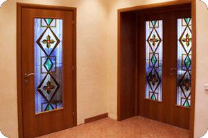 Уплотнители для межкомнатных дверей