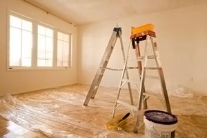 О ремонте жилого и рабочего помещений