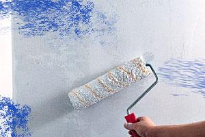 Подготовка стен к окрашиванию