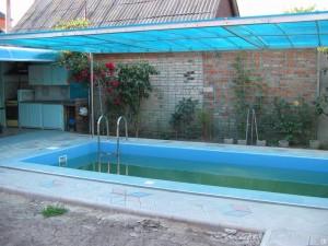 Раздвижные навесы для бассейна