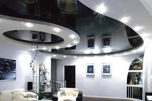 Натяжной потолок - красивый элемент вашего дома