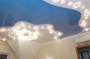Какой потолок выбрать для своего дома