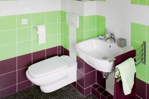 Плитка в ванную - параметры выбора