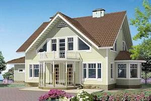 Строительство собственного дома за городом