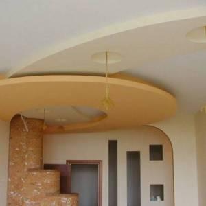 А какой потолок у себя дома хотите видеть Вы