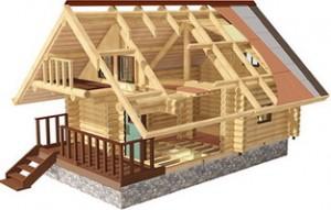Деревянный дом под ключ - удобно и разумно
