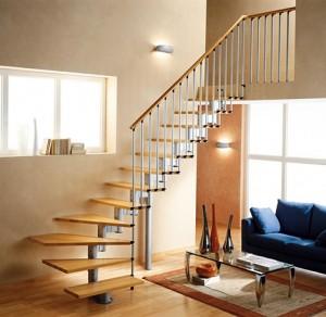 Готовые лестницы
