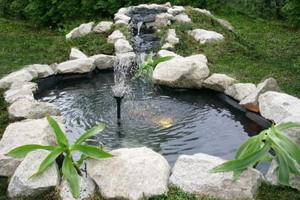 построить водоем на дачном участке